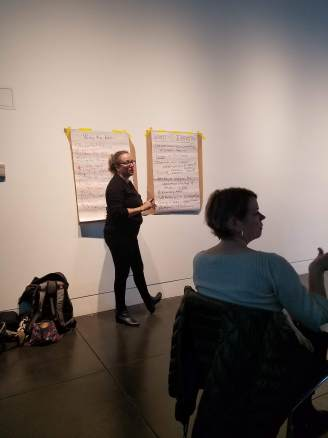 WMA in Tacoma workshop: Beyond Playing Nice
